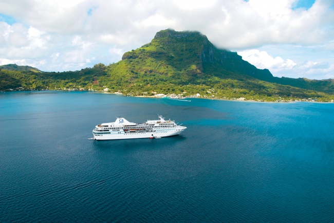 Travel + Leisure volta a premiar a Paul Gauguin Cruises