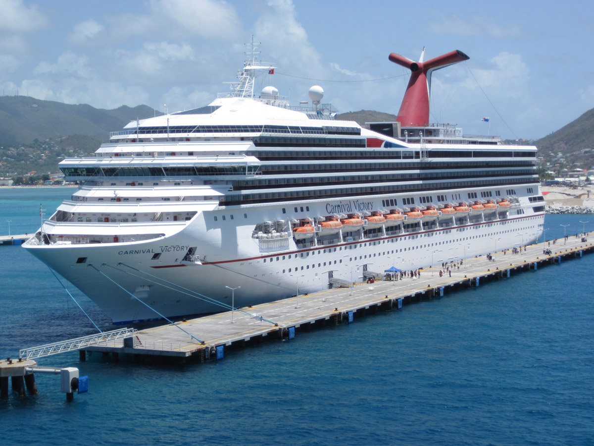 Como a Carnival vai transformar o Carnival Victory em Carnival Radiance
